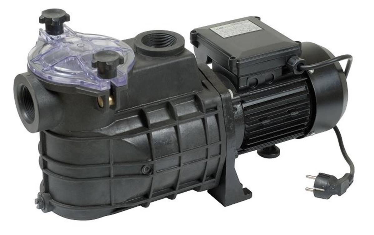 Pompe de filtration pour piscine enterré 8 W 8m8 heure